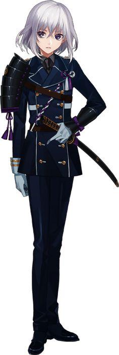 Honebami Toushirou - Touken Ranbu Wiki