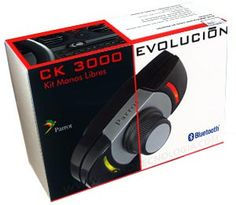 Manos libres vehiculo Bluetooth Parrot CK3000 evolucion #tecnologia #ofertas #ordenadores #tablet