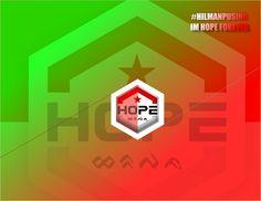 full colour hope original design by hilman