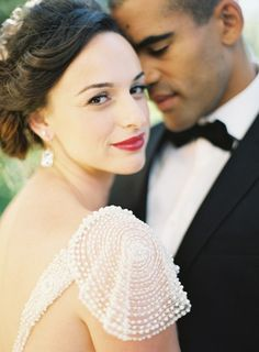 Berry lips: http://www.stylemepretty.com/2015/11/01/moody-bridal-makeup-looks-made-for-a-fall-wedding/