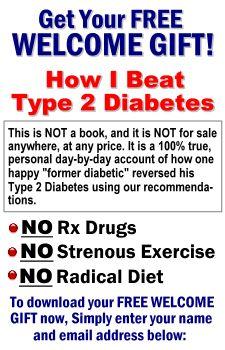 Sign Up Form - http://type2diabetesinsider.com/sign-up-form/