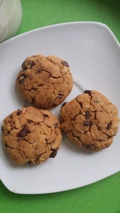 Galletas de garbanzo