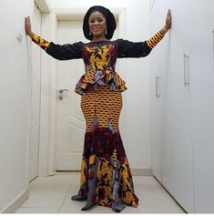 THESE ARE WHAT YOU NEED TO THAT OWAMBE PARTY THIS WEEKEND #ankara #ankarafashion #ankarastyles #ankaracollections #ankaradress #africanfashion #africandress #africanprint Ankara Dress, African Dress, Latest Ankara Styles, Absolutely Gorgeous, African Fashion, Lady, Fashion Trends, Inspiration, Collection
