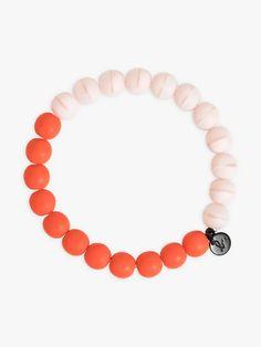 bracelet benny rouge et rose | agnès b. Bracelets, Jewelry, Red Roses, Jewlery, Jewerly, Schmuck, Jewels, Jewelery, Bracelet