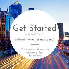 get started in real estate