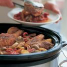 Hubby requested Chicken Cacciatore recently, think I'll try this one on Valentine's Day. Muah!