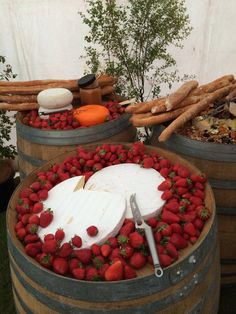 Simple but effective catering idea from #MarlboroughWineWeekend