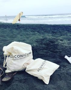 Laconicum surfera. Nos mandan esta foto desde El Socorro, en Tenerife. Nos entran ganas de coger olas, claro. Gracias Jone Urrutia
