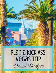 How to Plan a Vegas Trip on a Budget Without Sacrificing Fun! Traveling on a budget in Vegas is easy and you don't have to give anything up. Simple money saving tricks for a Vegas trip to remember. Ways To Travel, Best Places To Travel, Places To Go, Travel Tips, Usa Travel, Italy Travel, Travel Goals, Las Vegas Restaurants, Planning Budget
