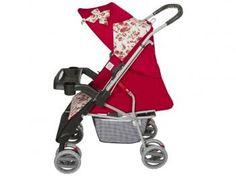Carrinho de Bebê Passeio Tutti baby Thor - Reclinável 4 Posições com Bandeja até 15kg