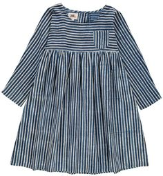 Striped Sacha Dress
