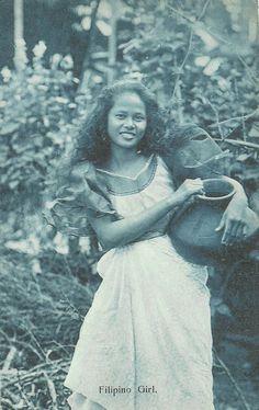 Image result for filipina vintage photo