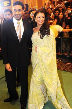 Aishwarya, Abhishek: a love story -  Here's a look at when and how the couple fell in love with each other. http://ndtv.in/YHZQ0h