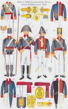 """Ufficiali e sottufficiali della Marina della """"Royal Artillery"""" britannica, 1908 British Army Uniform, British Uniforms, Navy Uniforms, Royal Horse Artillery, Marine Commandos, Empire, Royal Marines, Napoleonic Wars, Toy Soldiers"""