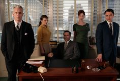 "25 Things You Didn't Know About ""Mad Men"" That Will Blow Your Mind ""Mad Men"" was originally pitched to HBO — and they turned it down."