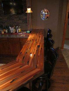 Copper Bar On Pinterest Copper Countertops Vanity