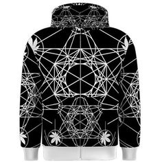 Stay Fresh and Lifted with the new Men's Cannabatron Hoodies abaliave now at LiftedEye.Com