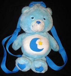 Bedtime Care Bear Plush Backpack