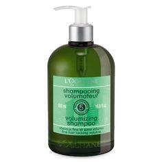 l'occitane volumizing shampoo