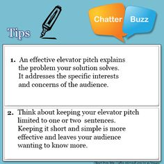 Six Simple And Irresistible Alternatives To The Elevator Pitch
