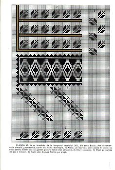 Simple Cross Stitch, Hand Embroidery, Projects To Try, Artisan, Chart, Traditional, Knitting, Pattern, Handmade