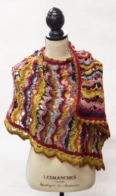 Waving Grace Crochet Pattern by CraftyLadyTrio on Etsy, $5.00