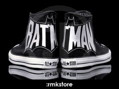 Batman sneakers... Alex.. nuff said