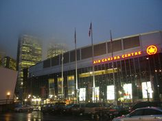 Air Canada Centre - Toronto - Home of the Maple Leafs and Raptors. Another neat…