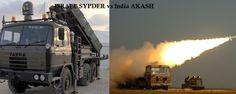Israeli Spyder QR-SAM Vs India's DRDO Akash,Missiles Strength Comparison,Images,Wiki