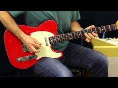 Blues Soloing - Creating Pentatonic Riffs - Guitar Lesson - Learn To Solo - YouTube