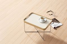 Dual tray by officeforproductdesign w08