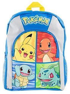 Oferta: 12.95€. Comprar Ofertas de Pokemon - Mochila para niños - Pokemon barato. ¡Mira las ofertas!