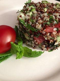 Karabuğdaylı kinoalı salata | Mutfak Sesleri