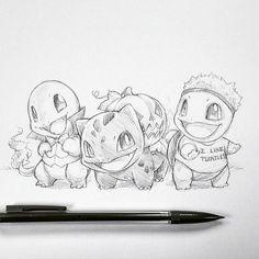 Artist & Designer Creative Director of ⠀ Lost Royalty+ ⠀ itsbirdy TV : Pencil Art Drawings, Art Sketches, Pokemon Tattoo, Draw Pokemon, Birthday Tattoo, First Pokemon, Red Books, Marvel Art, Cool Artwork