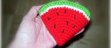 free crochet food patterns - search over 19,000 free crochet patters at crochetfreepattern.com