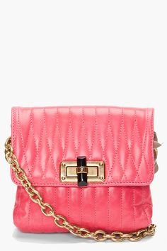 Lanvin Minipop Shoulder Bag