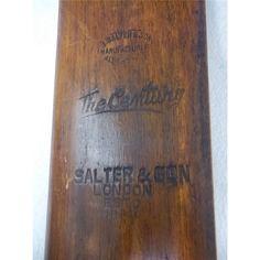 Vintage cricket bat by J. Cricket Bat, Charming Man, Bats, Ephemera, Label, Movie, Classic, Shop, Vintage