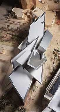 Extension to the Denver Art Museum, Frederic C. Hamilton Building – Denver, Colorado, 2006 | Studio Daniel Libeskind