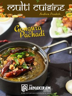 Multi Cuisine! Tasty Gongura Pachadi is known to be the authentic dish among the Andhra people. Lets check it's wonderful recipe.  #srijanakiram #multi_cuisine #Gongura #chutney #AndhraPradesh