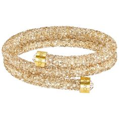 brazalete swarovski crystaldust double 5237763