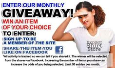 Get Sweet Free Shirts | via Facebook #free shirt giveaway