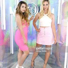 Alisha Marie and Mia Stammer