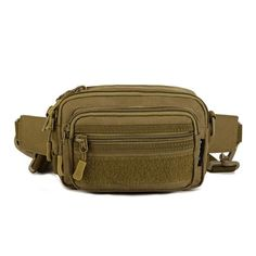 Open-Minded Outdoor Tactical Multi-function Leg Bag Cycling Canvas Waist Bag Fishing Gear Bag Mens Bag Waist Hanging Sports Pocket Fine Jewelry 02