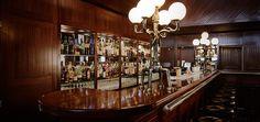 Kronenhalle Bar Zürich