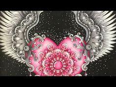 Daydreams | Dagdrömmar Coloring Book by Hanna Karlzon - YouTube