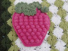 raspberry potholder