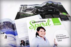 Nokian Tyres / HakkapeliittaSpirit personnel magazine