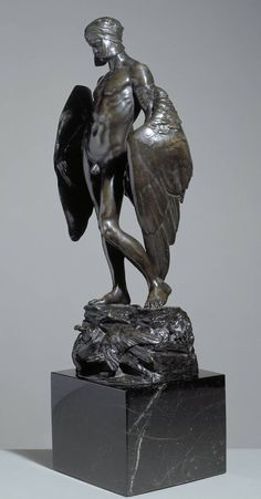 Sir Alfred Gilbert - 'Icarus' 1882-4