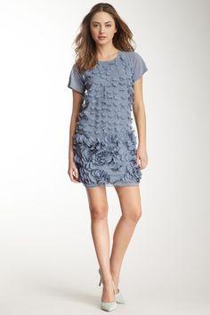 See by Chloe Short Sleeve Flower Petal Dress on HauteLook was 400.00 now $149.00