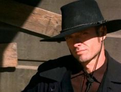 shelleyjesse:  Michael biehn as Chris Larabee Magnificent seven